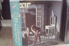 "RATT ""INVASION OF YOUR PRIVACY"" 1985 JAPANESE VINYL PRESSING W/OBI / NEAR MINT"