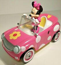 New listing Disney Character Direct Limited Minnie Mouse Talking Toy Car