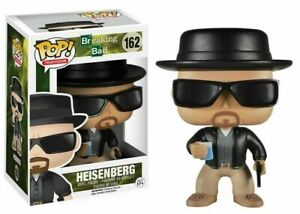 Funko Pop TV Breaking Bad #162 Heisenberg Vinyl Action Figures Collection Toys