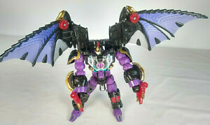Transformers RID Robots In Disguise Megatron Predacon 2001 Purple Black