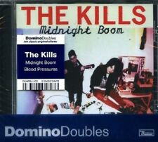 THE KILLS - MIDNIGHT BOOM/BLOOD PRESSURES 2 CD NEU