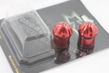 KCNC Bar End Plugs HBC-01 Red
