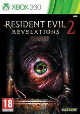 Resident Evil Revelations 2 Video Game for Xbox 360 Games Consloe