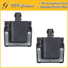 OEM Quality Ignition Coil 2PCS for LS400 SC400 4Runner Camry Celica MR2 L4 V6