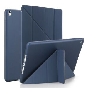 Silicone Case Leather For iPad Pro 10.5 Air 3 Soft Ultra Thin Smart Cover TPU