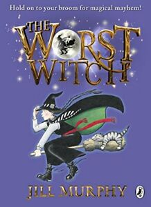 The Worst Witch by Murphy, Jill Book The Cheap Fast Free Post
