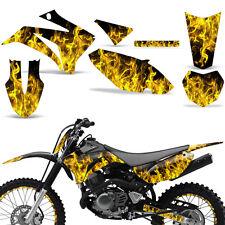 Yamaha TTR125 TTR 125 Dirt Bike Graphic Kit Stickers MX Wrap Decals 08-16 ICE Y