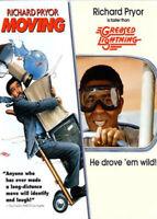 Moving (1988) / Greased Lightning DVD NEW