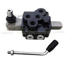 Hydraulic Two 2 Stage Gear Pump 16 GPM Log Splitter Hi Lo Low Log Splitter AU