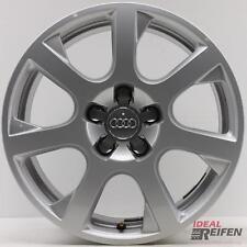 4 Original Audi Q5 8R Llantas de Aleación 17 Pulgadas 8R0601025G 8x17 ET39 30486