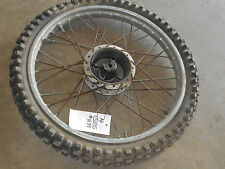 suzuki TS185 front rim wheel complete ts250 ts125 tc185 1972 1973 1974 1975 1976