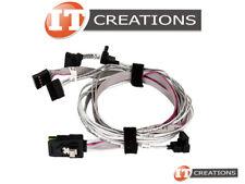 New listing Lot Of 4 Supermicro Mini Sas To X4 Sata Cable Assem Cbl-0288L-01