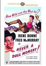 NEVER A DULL MOMENT - (1950 Irene Dunne)) Region Free DVD - Sealed
