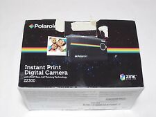 Polaroid Z2300 10MP Digital Instant Print Camera - Black - Barely Used in Box