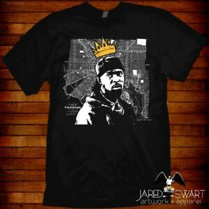 The Wire T-shirt King Omar of Baltimore (great for gifting w/ blu ray or dvd!)