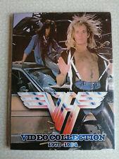VAN HALEN - VIDEO COLLECTION 1978-1984 - DVD - NEW