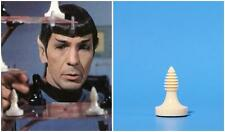 Original Vintage Ganine chess pawn for a Star Trek 3D Chess Prop