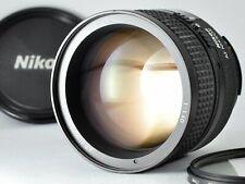 [Exc+++] NIKON AF Nikkor 85mm f/1.4 D FX Portrait Prime Lens from Japan