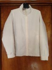 Women's CABELA'S Outerwear Fleece Lined Winter Jacket Ivory Size Large FAST SHIP