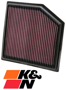 K&N REPLACEMENT AIR FILTER FOR LEXUS RX300 AGL20R 8AR-FTS TURBO 2.0L I4