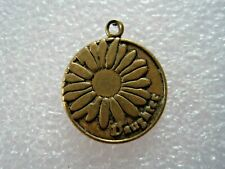 Daughter Love Pendant Token charm Coin 1125-6