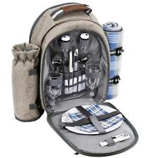 GEEZY Cooler Backpack/Rucksack with Accessories Picnic Outdoor Cooling Bag