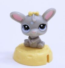 Littlest Pet Shop ~ 2011 McDonalds Happy Meal ~ #8 ~ Gray Mouse ~ GUC!