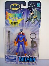 BATMAN SONIC STUN BATGIRL Spectrum Of The Bat Hasbro 2002 AF-7
