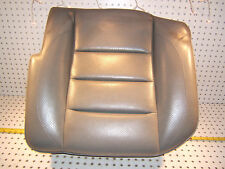 Mercedes W124 500E SPORTLINE RECARO rear L leather Blue GRAY seat Lower 1 Seat
