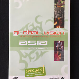 Global Vision | Asia | Vol. 1 | DVD ℗ 2004 Blue Flame | Chillin' World Music