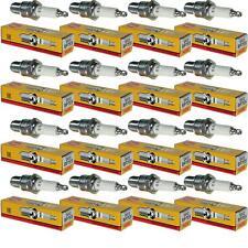 16X Original NGK Zündkerzen 2412 Typ BP7ES Zünd Kerze Spark Plug
