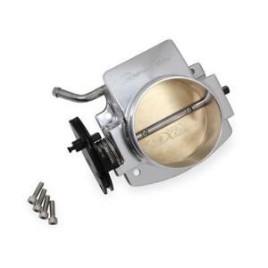 Holley Sniper EFI Throttle Body 860001-1; 92mm Bright Billet Aluminum for LS
