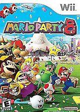 Mario Party 8 (Wii) - Loose