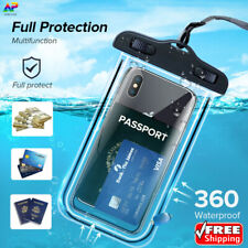 Waterproof Universal Phone Bag Pouch Cover Underwater Dry Dustproof IP68 Case