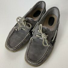 Sperry Women's Top Slider Slip On Boat Shoes Size 6.5