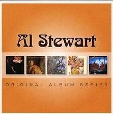 AL STEWART 5CD NEW Bedsitter Images/Love Chronicles/Zero/Year Of The Cat/Time