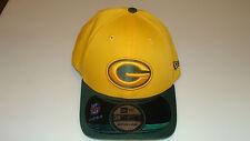 New Era Hat Cap NFL Football Green Bay Packers 39thirty S/M Flex Thanksgiving
