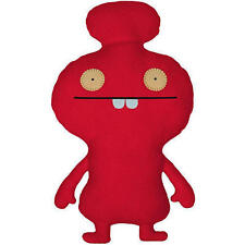 "NEW Ugly Doll Uglydoll Little Huggable 12"" Plush Red Mynus DISCONTINUED RARE"