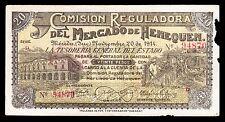 Comision Reg. del Mercado de Henequen 20 Pesos 1914, M4159b / PI-YUC-12.5 VF+