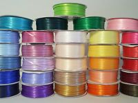 Double Face Satin Ribbon - 100 Yards