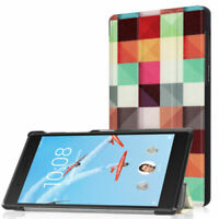 Slim COVER für Lenovo Tab4 7 HD TB-7504 Sleeve Skin Smart Case Etui Folio Halter