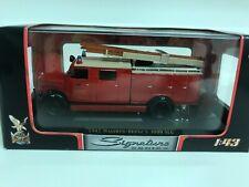 1941 Magirus-Deutz S 3000 Slg Fire Engine 1:43
