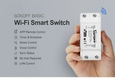 Sonoff Basic - One Smart Relay Switch Wireless WiFi Home Automation iOS Android