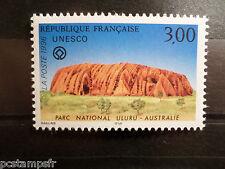 FRANCE 1996, timbre SERVICE 114, UNESCO, PARC ULURU, neuf**, MNH STAMP