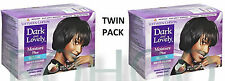 Dark and Lovely No-Lye Hair Relaxer Kit  Regular  **TWIN PACK**