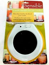 Provo Craft Sensible Aroma Electric Candle Warmer  For Jar Candles Brand New