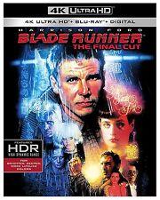 PRE ORDER: BLADE RUNNER - FINAL CUT  (4K ULTRA HD) - Blu Ray -  Region free
