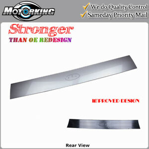 Rear Hatch Lift Gate Panel Moulding for 2002-2005 Ford Explorer JP Silver Birch