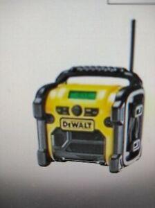 DCR019-QW DEWALT Akku- und Netz-Radio NEU OVP ohne Akku