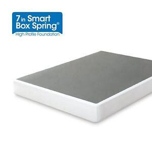 Zinus Twin XL 7 Inch Smart Box Spring / Mattress Foundation / Steel structure